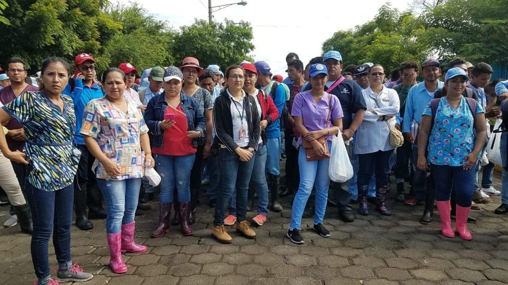 Brigadas médicas en Tipitapa