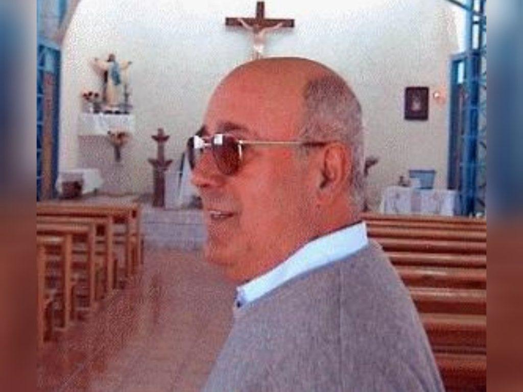El presbítero chileno Jordi Jorba Navarro
