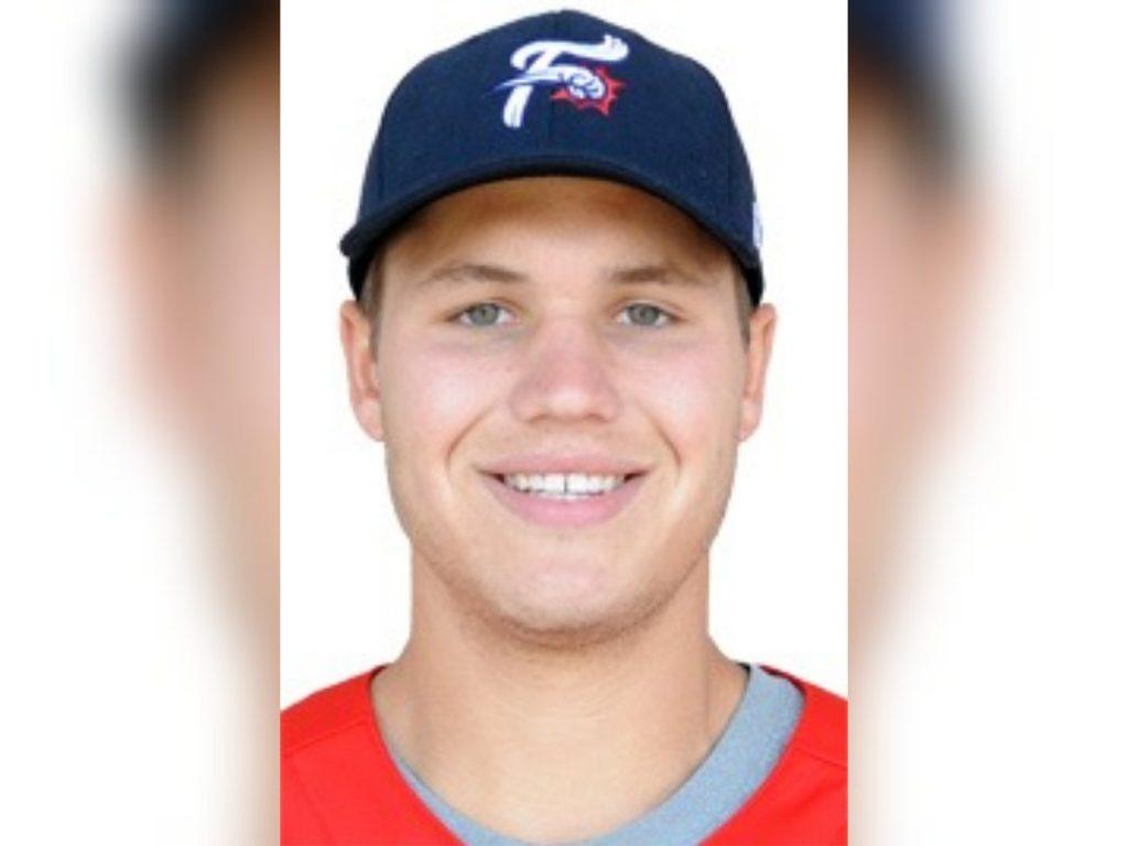 El lanzador canadiense Jay Johnson