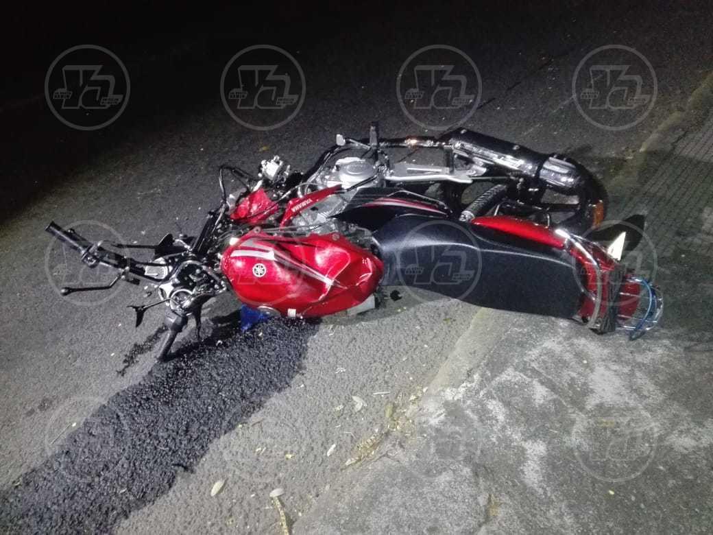 Motociclista fallecido en Carazo