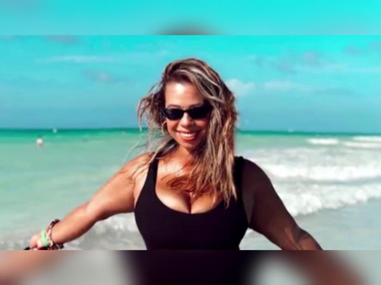 La turista venezolana Carla Stefaniak, quien fue asesinada en Costa Rica