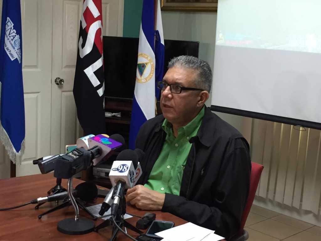 Ervin Barreda, Presidente Ejecutivo enacal