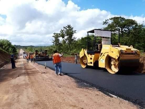 Carreteras de Nicaragua