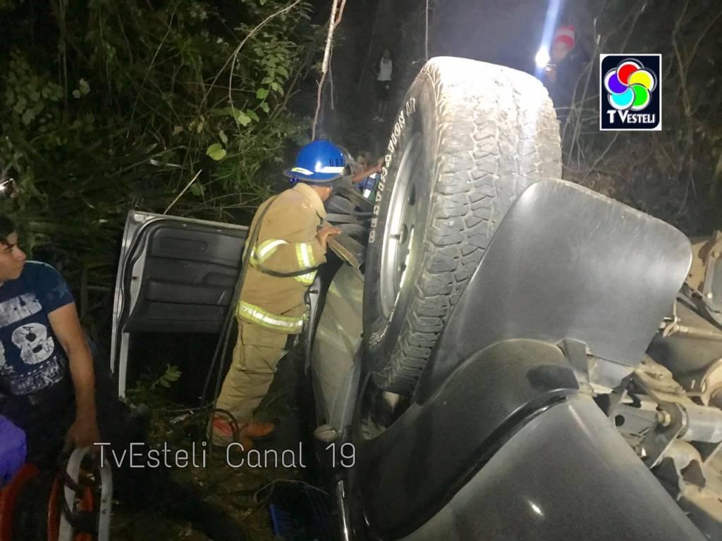Foto cortesía Canal 19 de Estelí