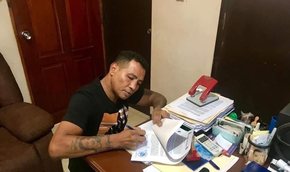 Ricardo Mayorga enfrentará al guatemalteco Lester Martínez