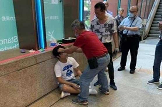El hombre fue apaleado por hablar sobre el final de la película avengers en un cine de Hong Kong