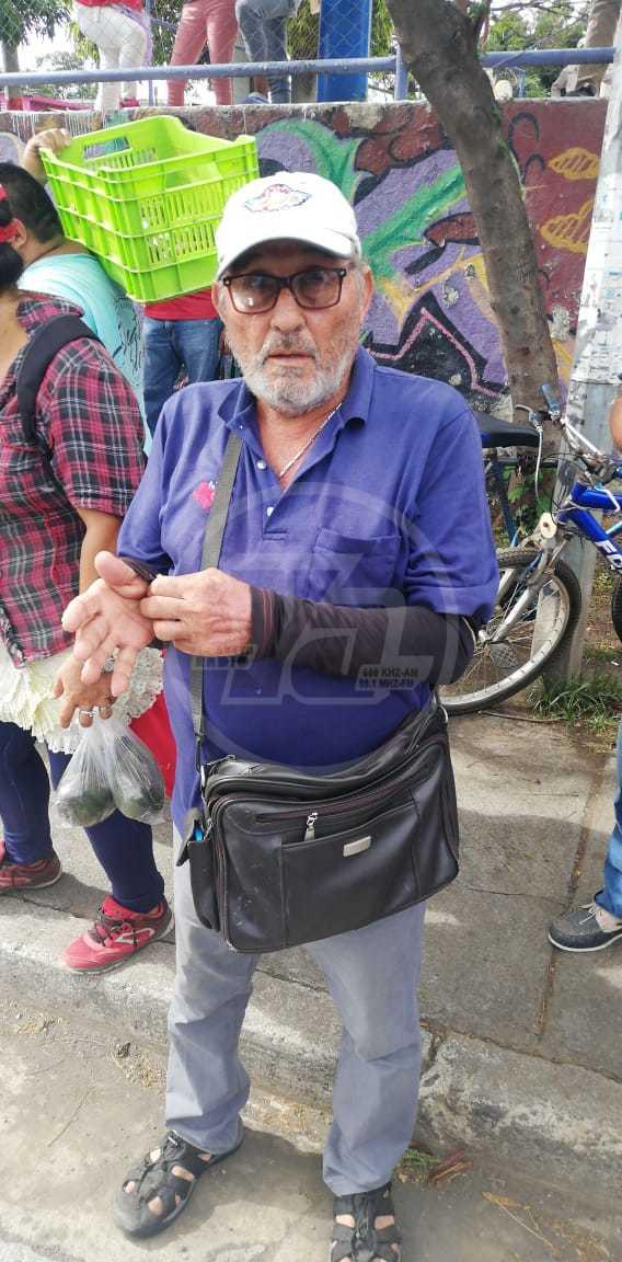 Fernando Antonio Rodríguez Espinoza (vendedor de lotería)