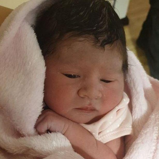 Dolly PInk, bebe que nació en el concierto de la cantante Pink