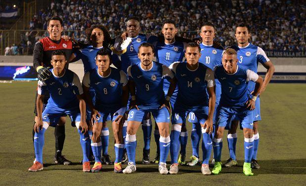 Selección de Nicaragua en Copa Oro