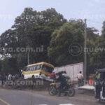 El accidente ocurrió en el sector de El Guanacaste