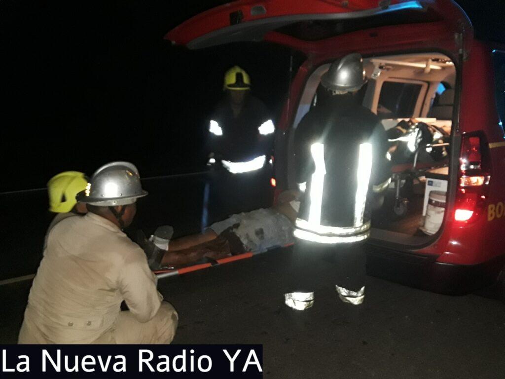 El accidente ocurrió cerca de la ciudad de Juticalpa, en el municipio de San Francisco de la Paz