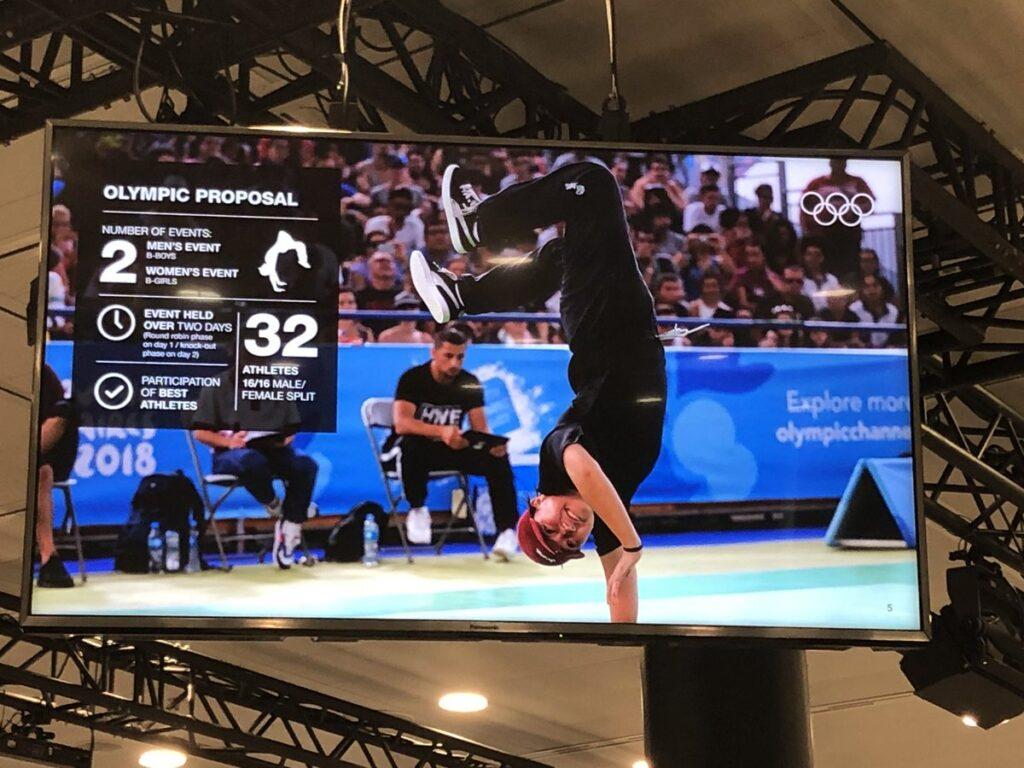 El Break Dance será incluido en los Juegos Olimpicos 2024