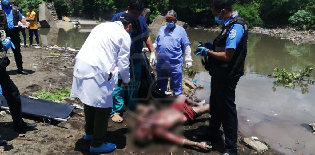 El finado se presume fue arrastrado por alguna corriente en Managua
