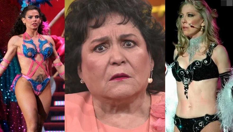 Carmen Salinas pone en su lugar a Niurka Marcos