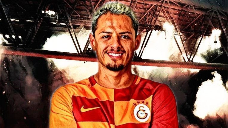 Prensa Turca destaca que el Chicharito jugará el Galatasaray