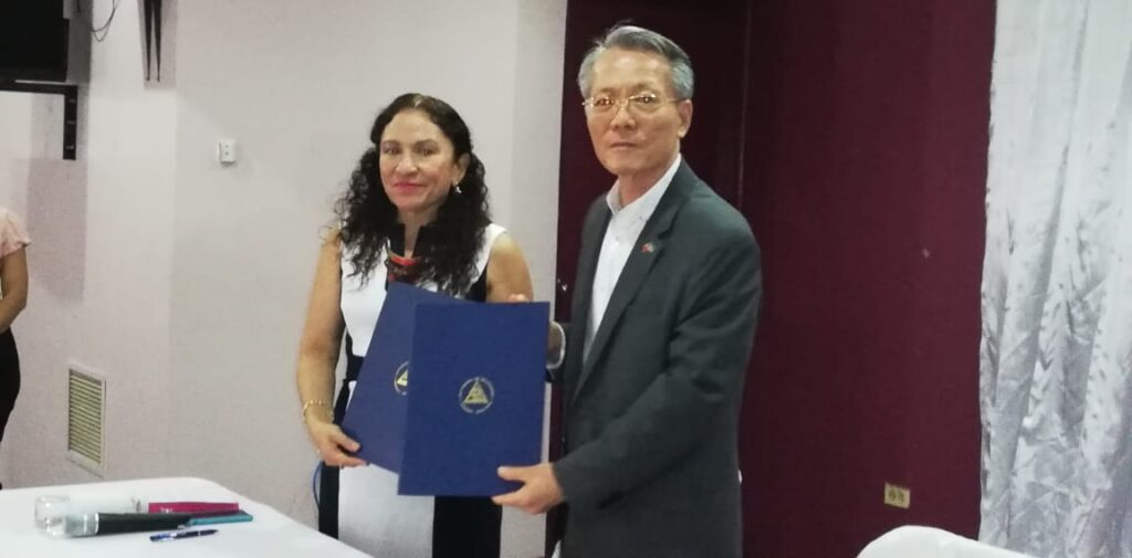 La cooperación del pueblo y gobierno de Taiwán es incondicional y solidaria