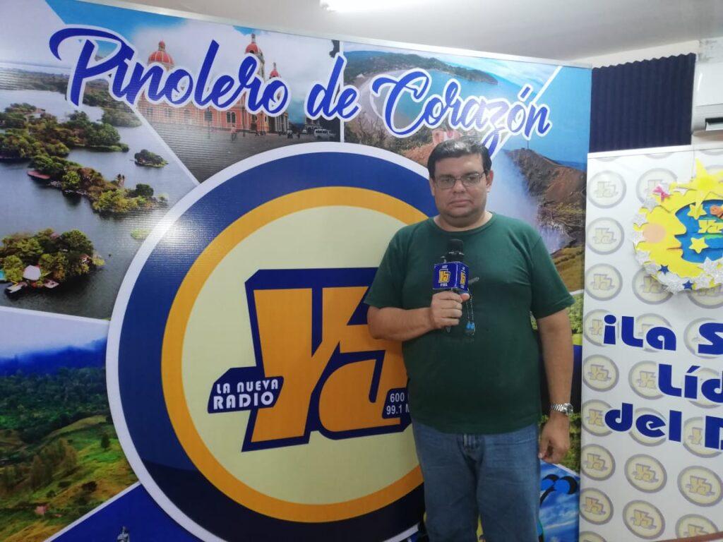 MIlton Talavera, del Programa El Tablero Cultural de Tu Nueva Radio YA