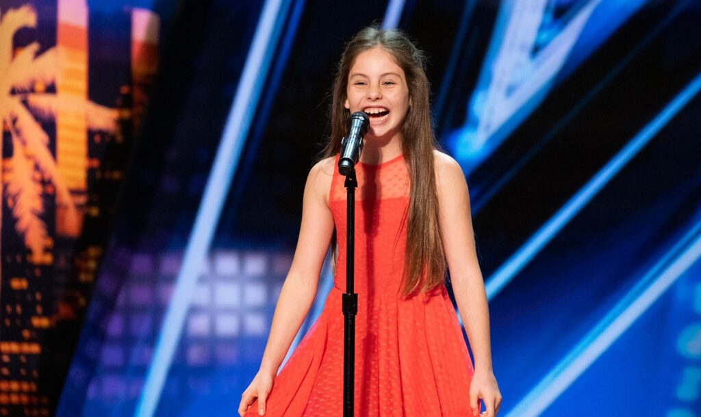 Emanne Beasha America's Got Talent