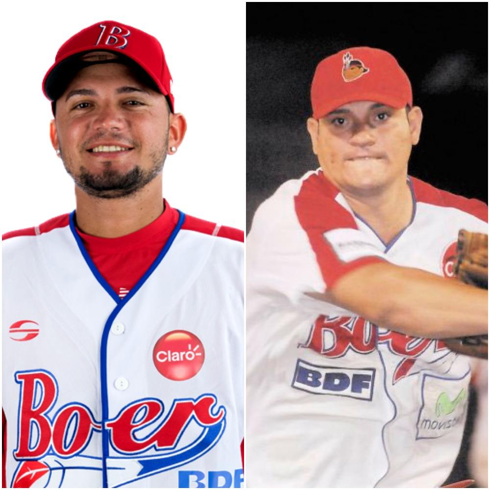 Fidencio Flores y Roger Marín