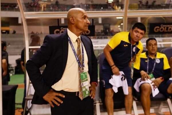 Henry Duarte, Director Técnico de la Selección de Nicaragua