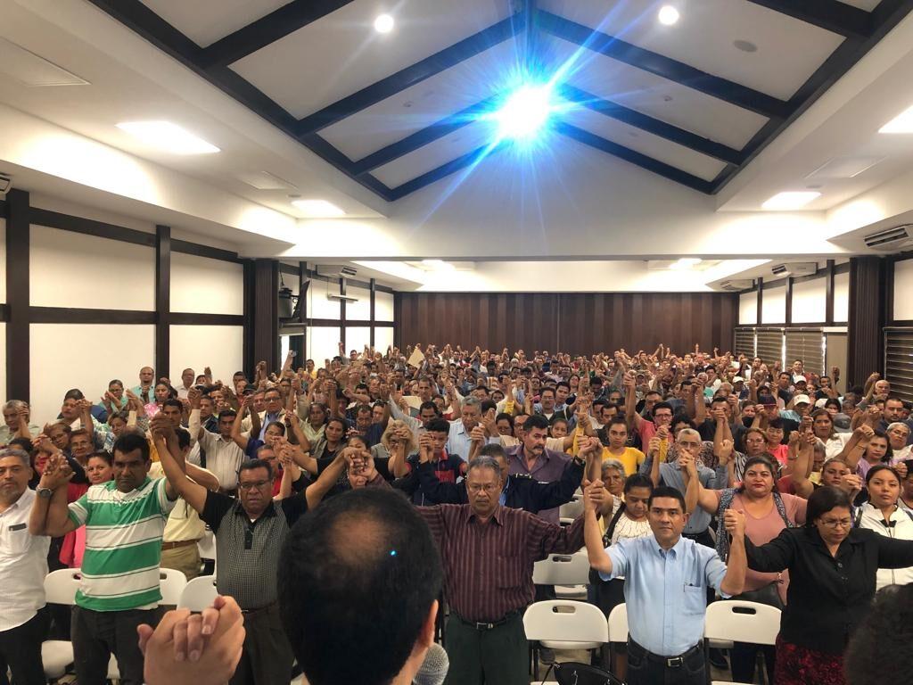 Instalación de Comisión De Reconciliación,Justicia y Paz del Departamento de Managua