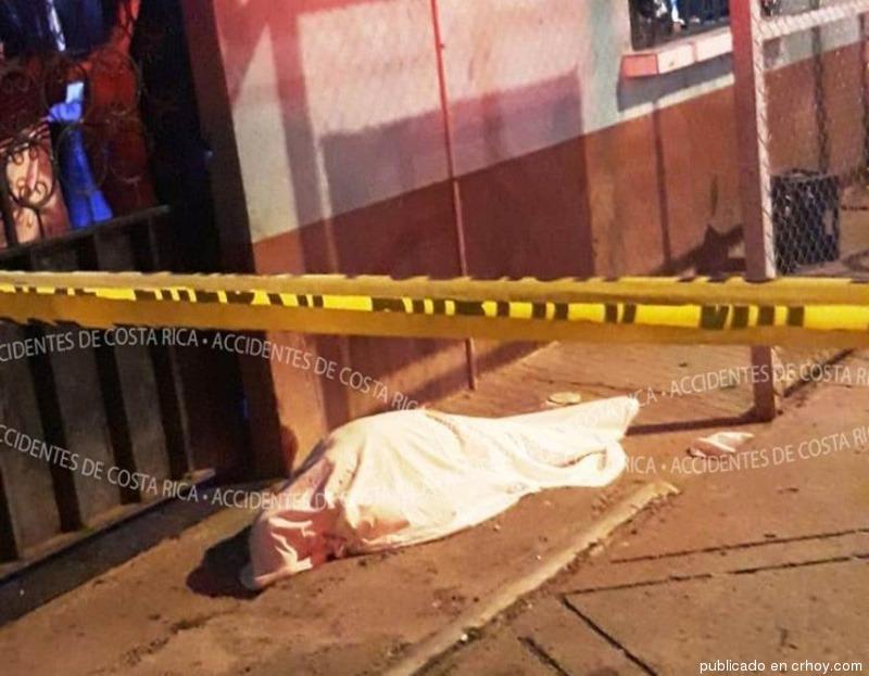 La pinolera Lourdes del Socorro López Alvarado, asesinada en Costa Rica. Foto cortesía crhoy.com