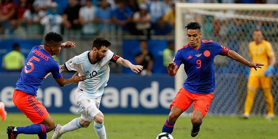 Copa América Messi Argentina