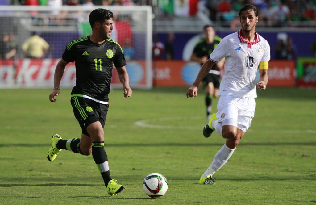 México vs Costa Rica en Copa Oro