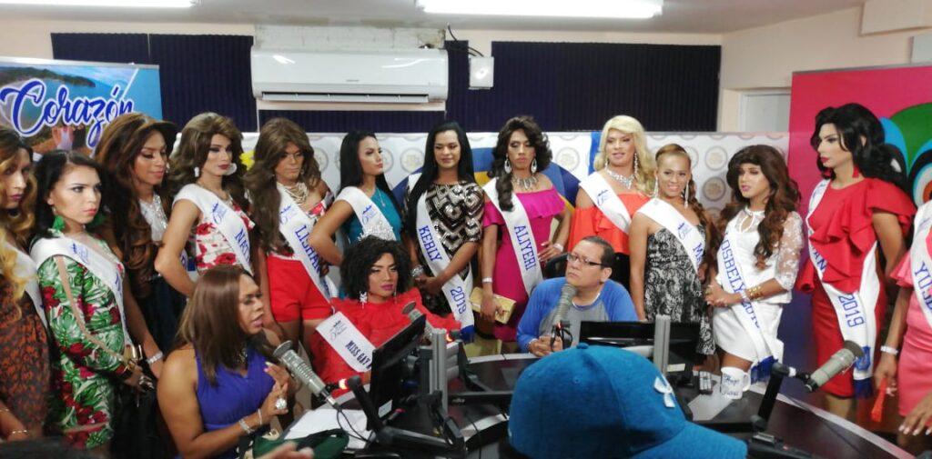 Miss Gay Nicaragua