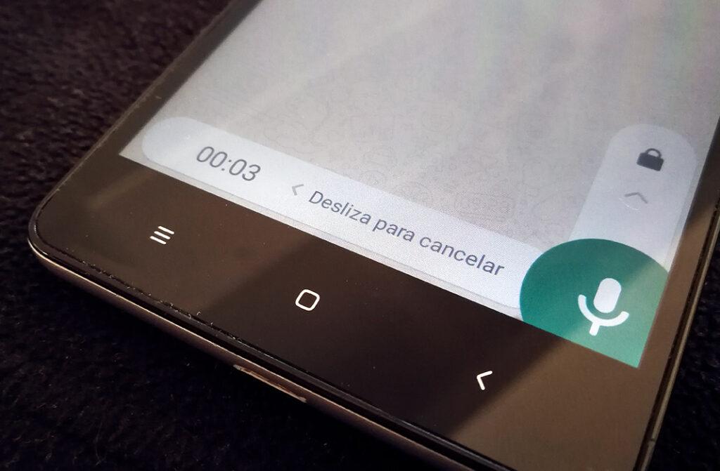 Modificar audios WhatsApp