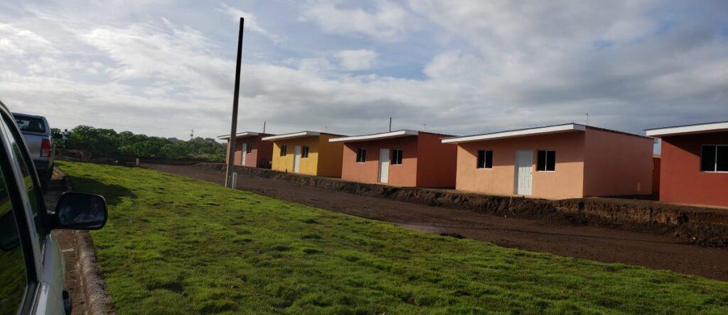 Más de 70 casas serán entregadas el próximo 17 de Julio en el residencial Monte Nebo
