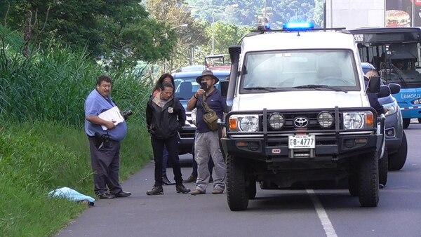 Nicaragüense muerto a balazos en Costa Rica