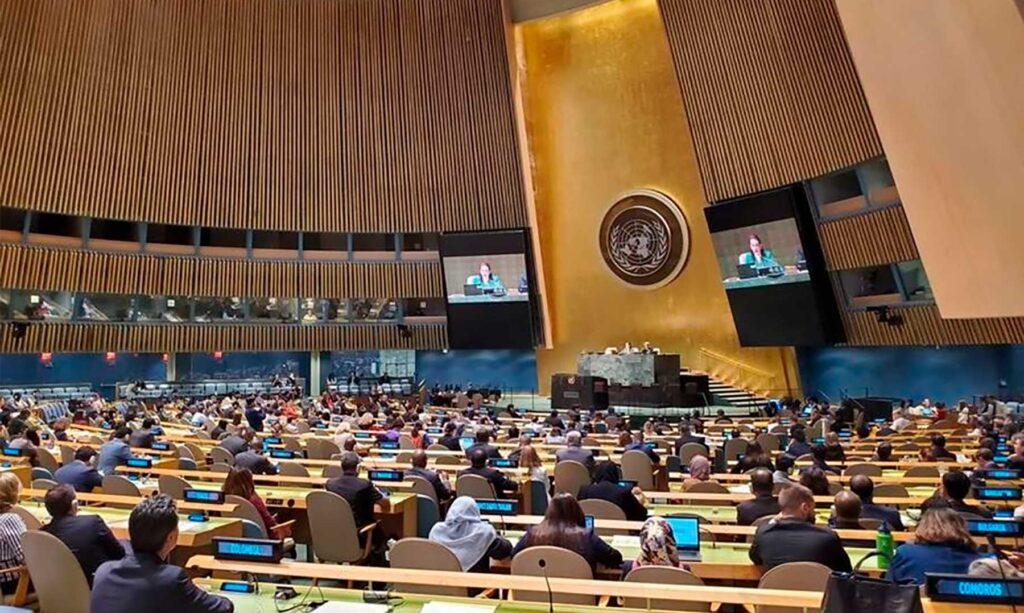 #Nicaragua fue elegida como miembro del Consejo Económico y Social de las Naciones Unidas