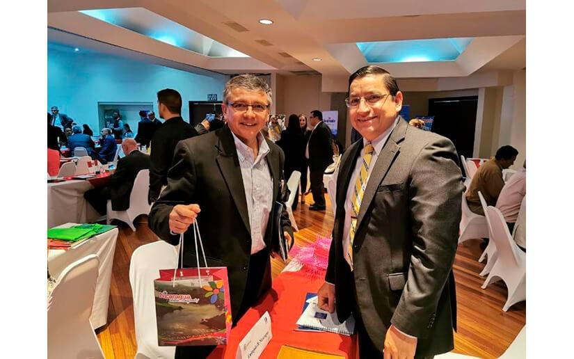 Nicaragua participó en la V Edición del Enlace Comercial CRECEX 2019