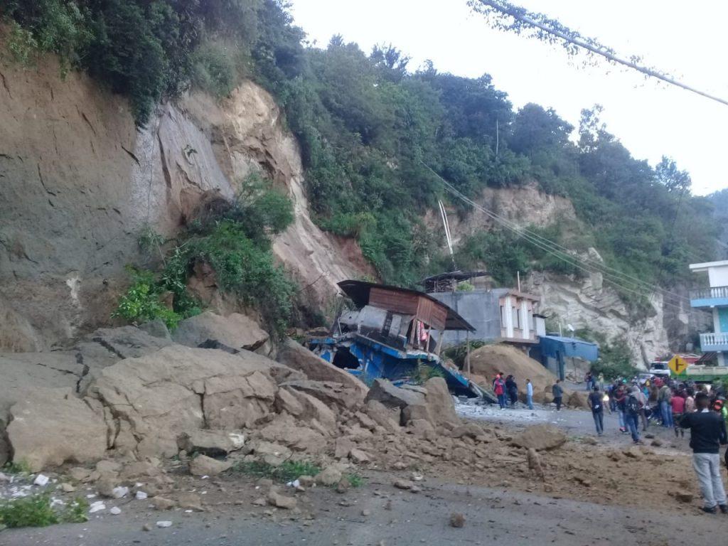 Niñas murieron soterradas en Guatemala