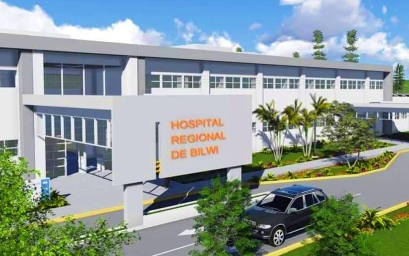 Nuevo hospital de Puerto Cabezas