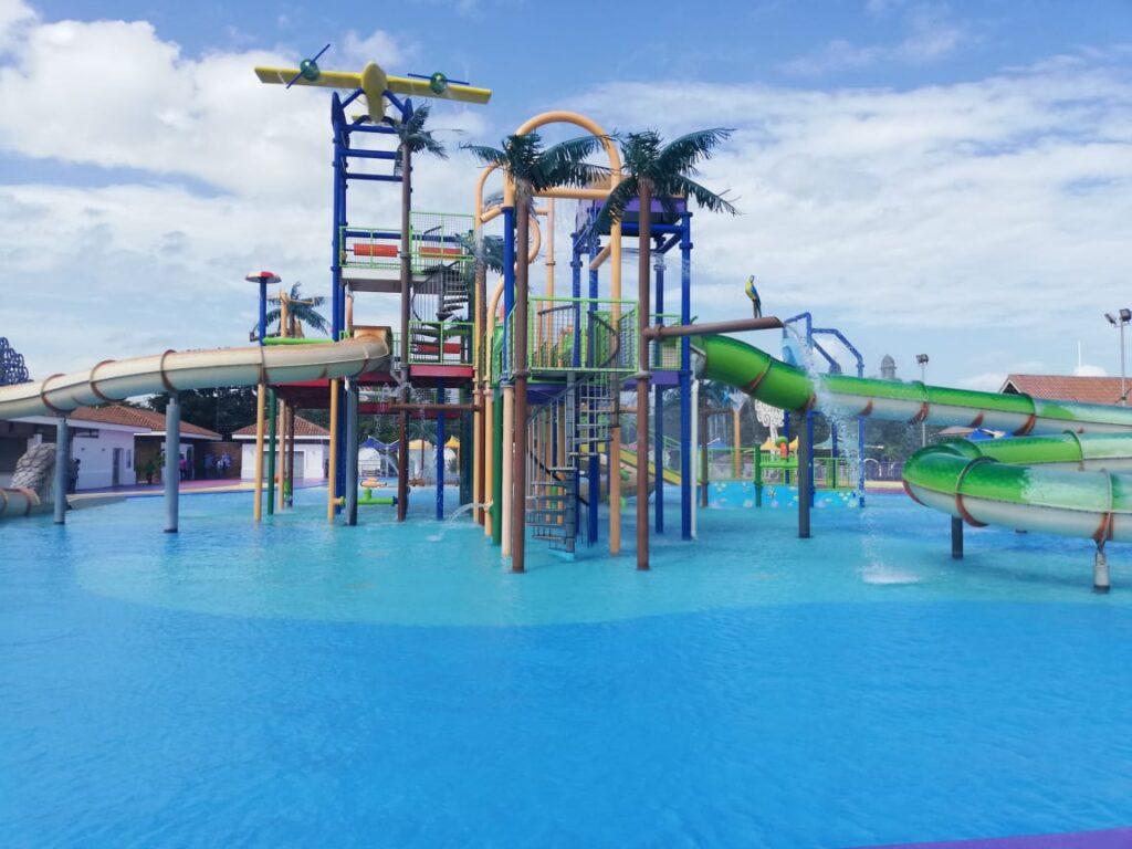 El Parque Acuático abre nuevamente sus puertas