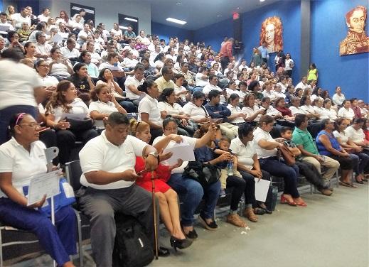 Más de 300 maestros fueron capacitados por la UNI en Matemáticas
