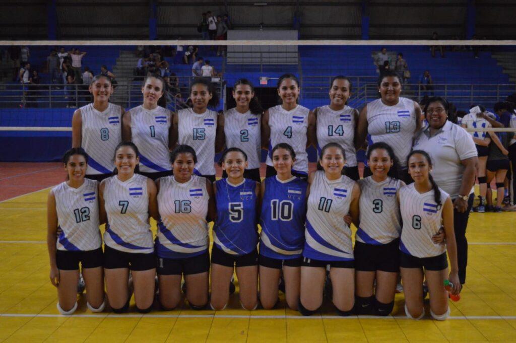 Selección Nicaragüense Sub23 de Voléibol Femenino