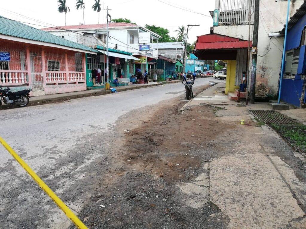 Barrio Central, Caribe Sur de Nicaragua