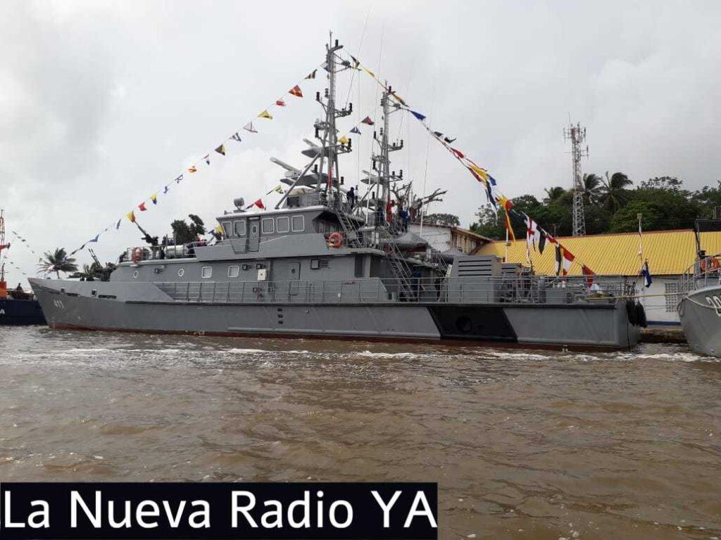 La tripulación nicaragüense navegó 12 mil millas náuticas en 24 días para traerlas desde Holanda