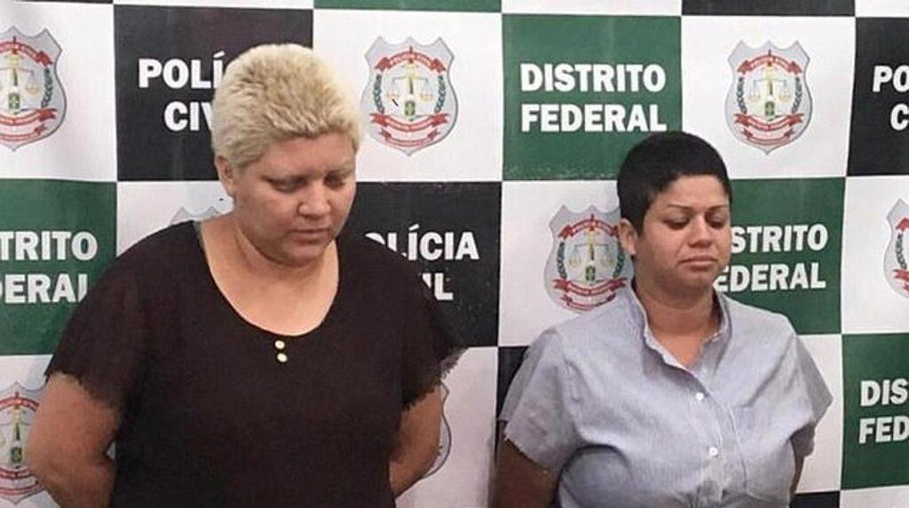 Rosana Candido y Kacyla Pessoa