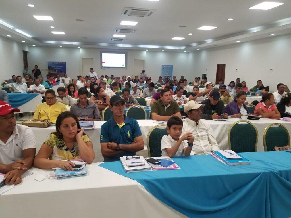 El Nuevo FISE realizó un Encuentro Nacional de Comités de Agua Potable y Saneamiento