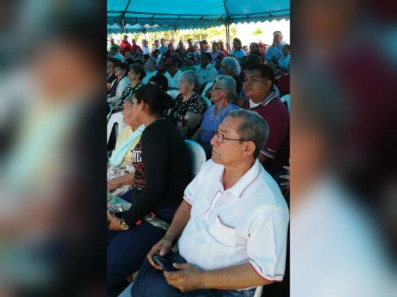 Acto conmemorativo del 40 aniversario de la masacre de Batahola