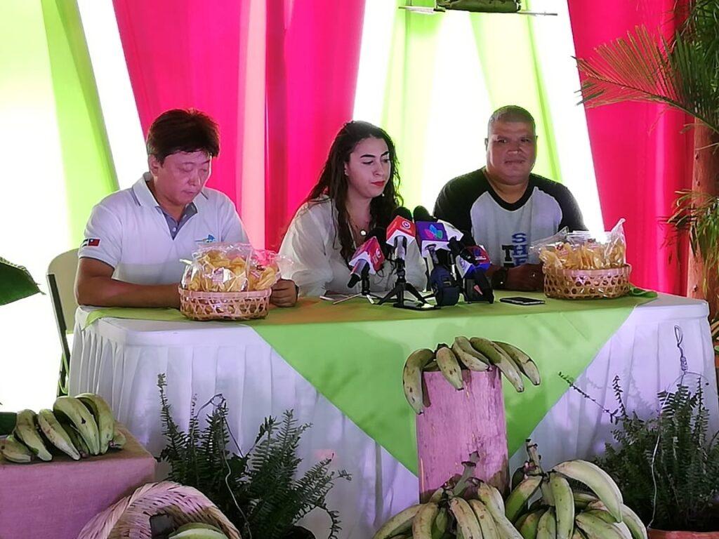El MEFFCA con el apoyo de China-Taiwan lanzó hoy el primer Concurso Nacional del Plátano