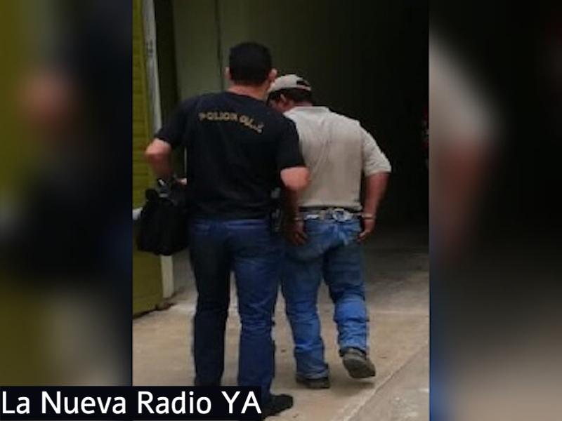 Este mecánico costarricense asesinó a la nicaragüense Brenda Clarisa Martínez Campos. Foto OIJ