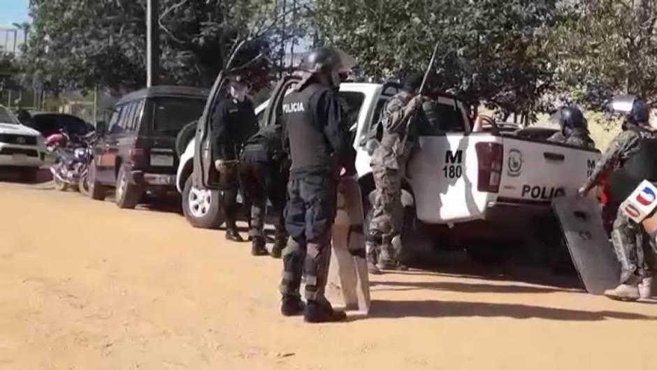 Seis reclusos fueron decapitados en motín