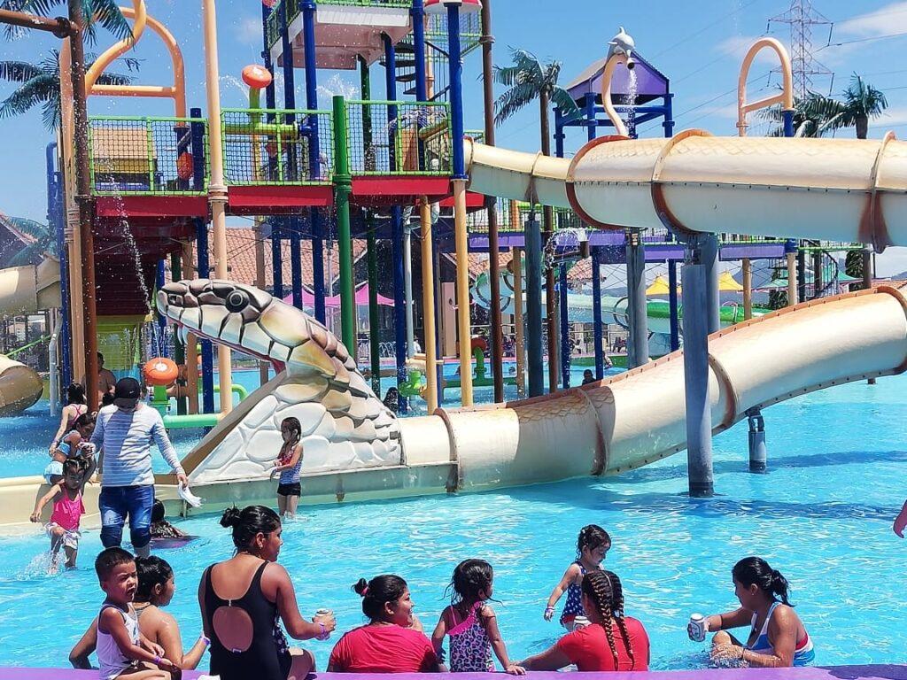 Destaca el ambiente familiar y sano en el Parque