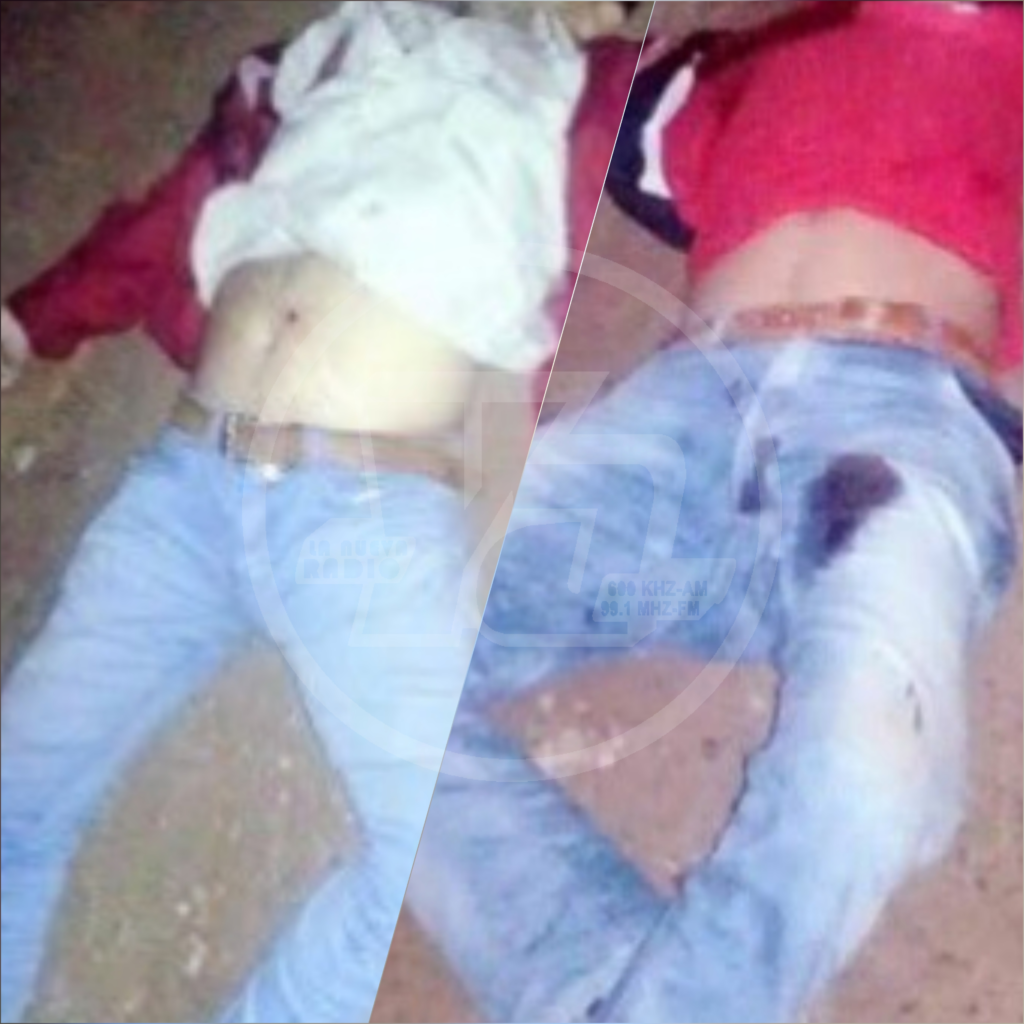 Edgard Antonio Montenegro y su hijo Engel Montenegro fueron asesinados en Honduras tras el mal reparto de un botín