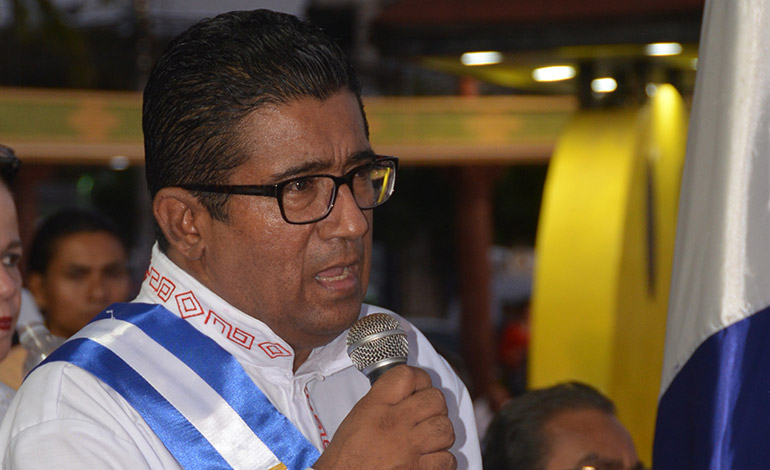 Alcalde Quintín Soriano, Honduras